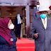 LIVE RAIS SAMIA AHUDHURIA KUAPISHWA KWA MUSEVENI NCHINI UGANDA