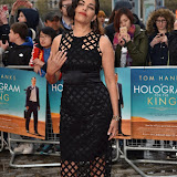 OIC - ENTSIMAGES.COM - Sarita Choudhury at the  A Hologram For The King - UK film premiere 25th April 2016 Photo Mobis Photos/OIC 0203 174 1069