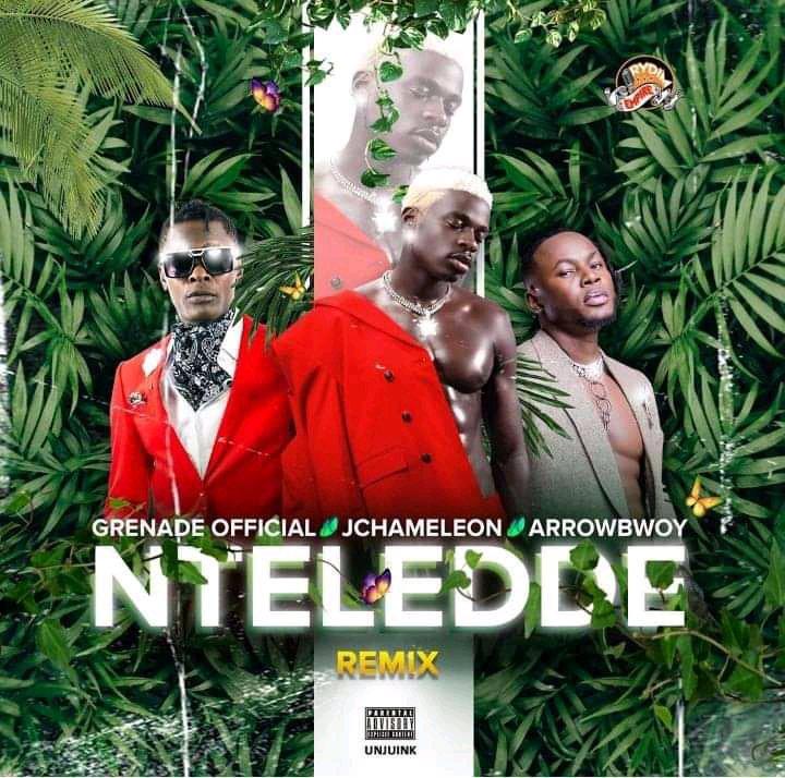 Grenade Ft Jose Chameleone & Arrow Boy – Nteledde Remix