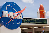 Visitor Complex at the Kennedy Space Center (© 2014 Bernd Neeser)