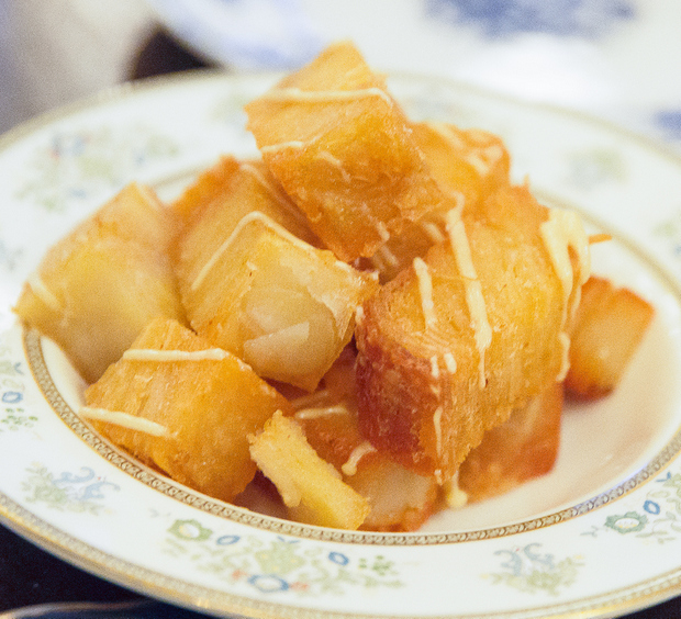 photo of Confit potatoes from The Quality Chop House