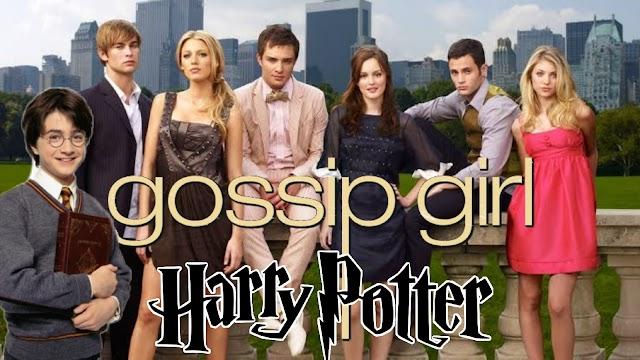 Gossip Girl: A Garota do Blog todas as referências que a Série fez a Harry Potter