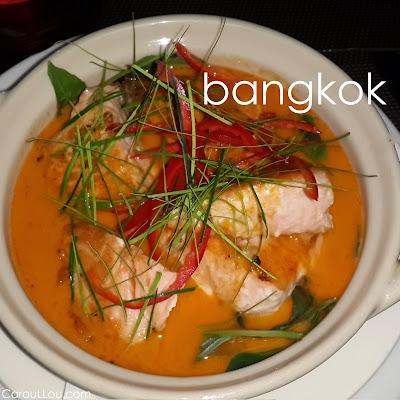 CarouLLou.com CarouLLou in Bangkok salmon Penang +-