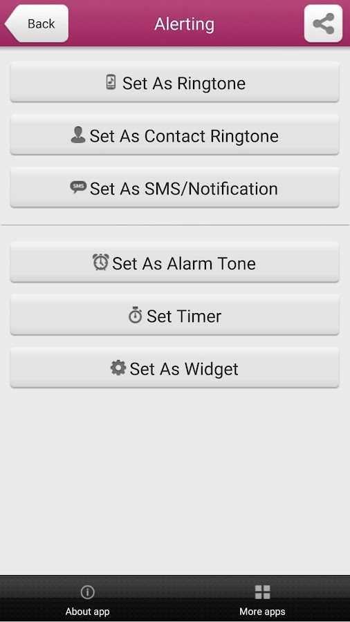 Cute Ringtones- screenshot