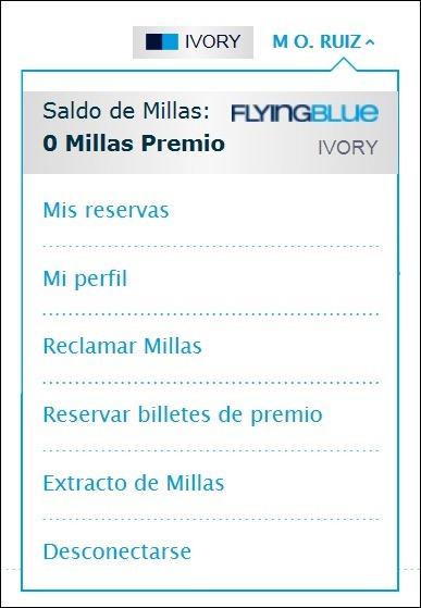 Abrir mi cuenta KLM - 536