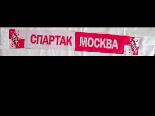 spartak moscow football