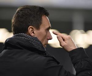 """Arnar Vidarsson : """"Content du football pratiqué mais déçu de la défaite"""""""