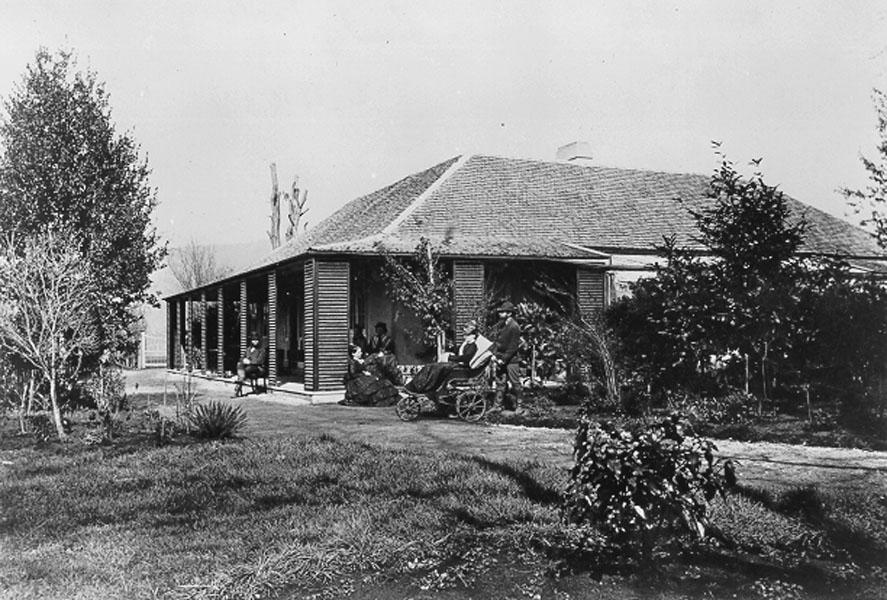 Wingfield Garden, 262 Davey St, South Hobart