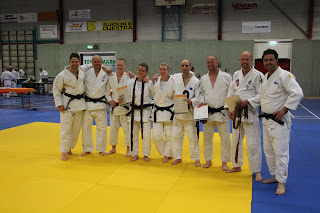 06-06-2015 examen Rolf arnts 1e dan Judo