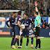 Neymar see Red,as Cavani earn PSG draw