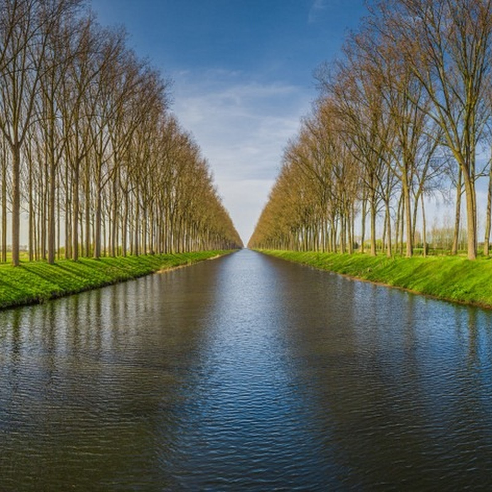 Damme Canal: The Canal That Napoleon Built To Avoid The British Navy