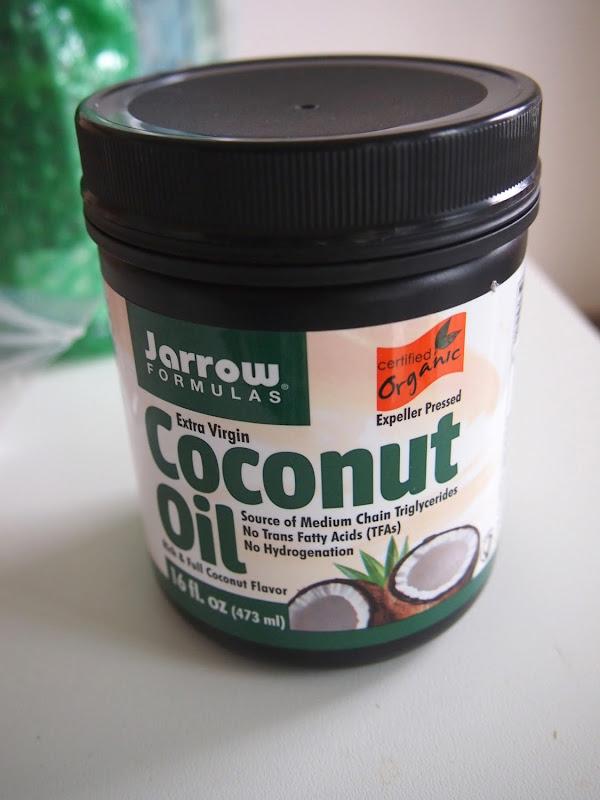 ココナッツオイルのチョコ