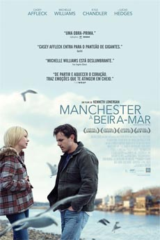 Manchester À Beira Mar - (Torrent) 2017
