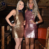 OIC - ENTSIMAGES.COM - Duo DJ The Glitter Beat at the  Franklin Lake - single launch party in London 1st March 2016 Photo Mobis Photos/OIC 0203 174 1069