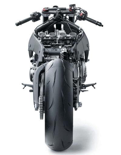 207馬力の2016年型 ZX-10R 写真ギャラリー