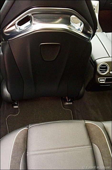 Backseat-Mercedes-E63S