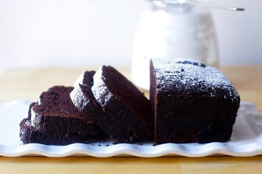 EASY ITALIAN CHOCOLATE SPONGE CAKE/ CAKE YA CHOCOLATE YA ITALY