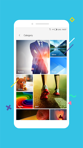 XOS - Launcher,Theme,Wallpaper 3.6.19 Screenshots 5