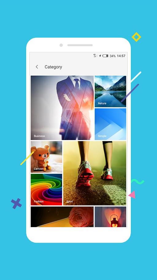XOS - Launcher,Theme,Wallpaper APK 3.6.15 screenshots 5