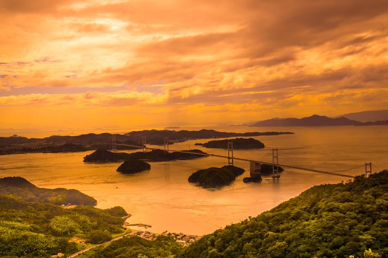 来島海峡大橋 亀老山展望台 5