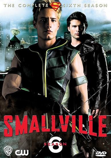 Smallville Season 6 ผจญภัยหนุ่มน้อยซุปเปอร์แมน ปี 6 ( EP. 1-21 END ) [พากย์ไทย]