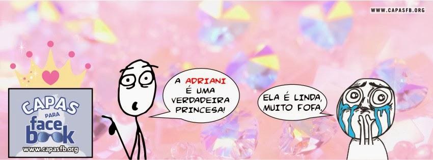 Capas para Facebook Adriani