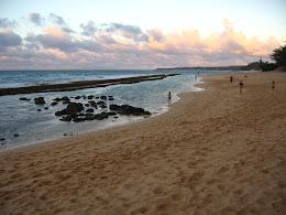 'Baby Beach', close to Paia.