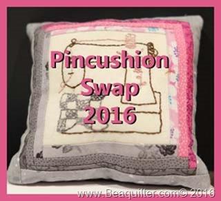 pincushion swap 2016