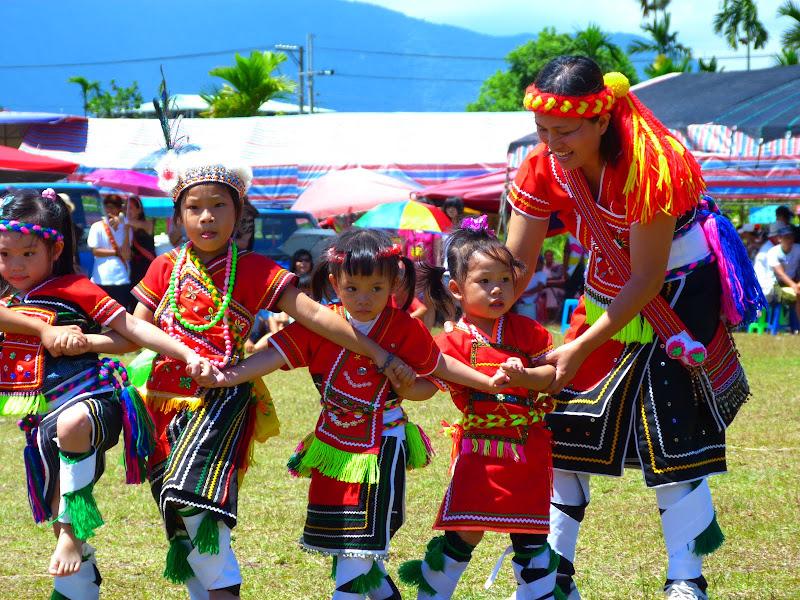 Hualien County. De Liyu lake à Guangfu, Taipinlang ( festival AMIS) Fongbin et retour J 5 - P1240612.JPG