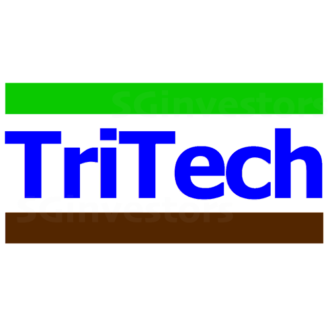 TRITECH GROUP LIMITED (5G9.SI) @ SG investors.io