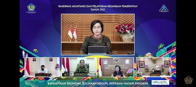 Pemkab Kotabaru Lima Kali Berturut-Turut Raih Predikat WTP Dalam Hal Pengelolaan Keuangan Negara