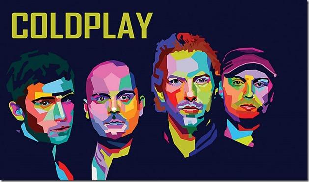 Coldplay en Argentina 2017