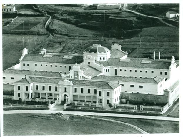 Antigua Prisión Provincial, 1960