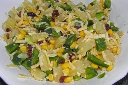salatka ochroniarza