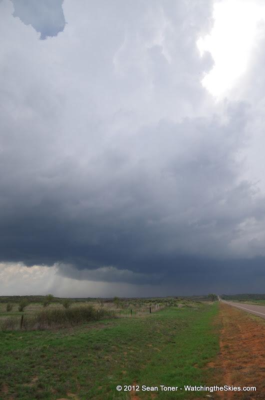 04-14-12 Oklahoma & Kansas Storm Chase - High Risk - IMGP0373.JPG