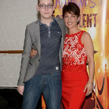 OIC - ENTSIMAGES.COM - Dermot McNamara  and Anna Kennedy at the Autism's Got Talent Press Call at Pineapple Dance Studios. in London 1st May 2015  Photo Mobis Photos/OIC 0203 174 1069