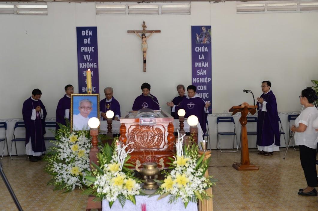 Thánh lễ tiễn biệt Thầy Phanxicô Xaviê Nguyễn Thành Tâm, OP.