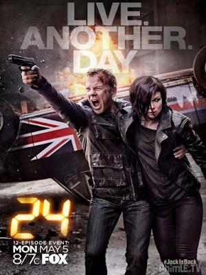 Phim 24 giờ sinh tử: Sống Thêm Ngày Nữa (Phần 9) - 24: Live Another Day - Season 9 (2014)