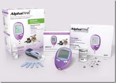 Diabetes Testing Kit for Dogs