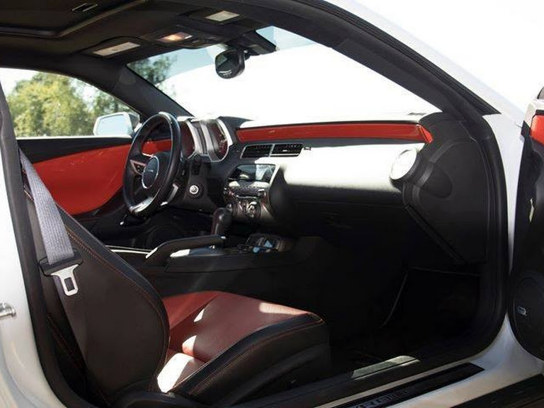Chevrolet Camaro Hire Hejls