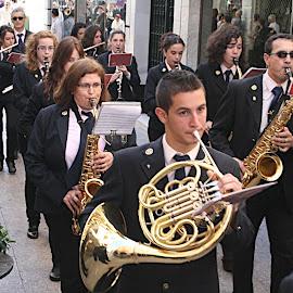 II Festival Sacro de Bandas de Música