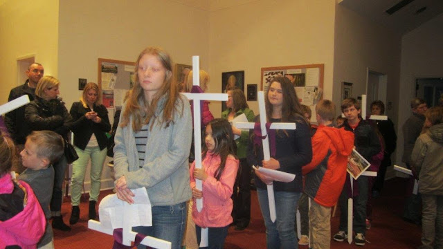 Stations of the Cross with children 3/27/15  pictures E. Gürtler-Krawczyńska - IMG_5287.jpg