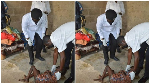 Police rescue 15 year old girl allegedly confined in a room for 10 years by parents in Kano