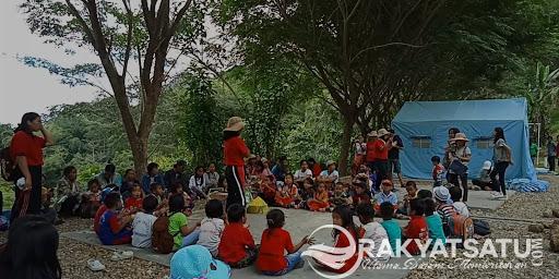 Kece! Di Capten B Ini, TK Idatha Sangalla' Piknik Sambil Bermain dan Belajar Tentang Alam