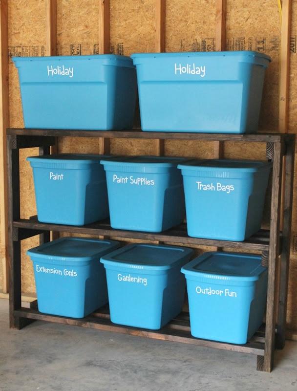 garage shelving life storage