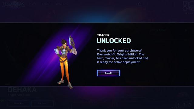 Tracer Unlocked