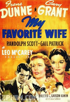 Vợ Yêu Của Tôi - My Favorite Wife (1940) Poster