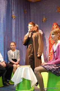 Coroczne Jasełka organizowane przez PSP im. Ks. Jana Twardowskiego w Buczu