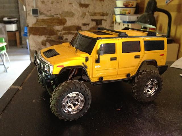 Sumo crawler Redcat - Hummer H2  IMG_1003