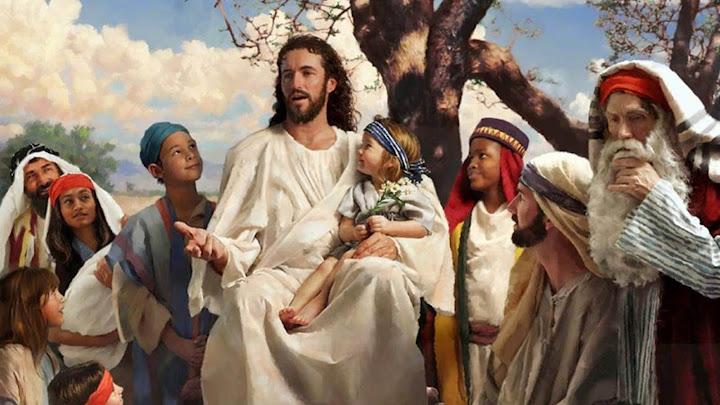 Trở nên con cái Cha (23.02.2020 – Chúa Nhật 7 TN, Năm A)